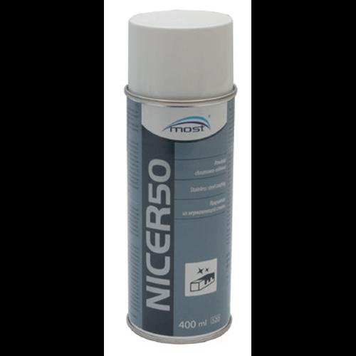 Спрей хромоникелевый NICER50