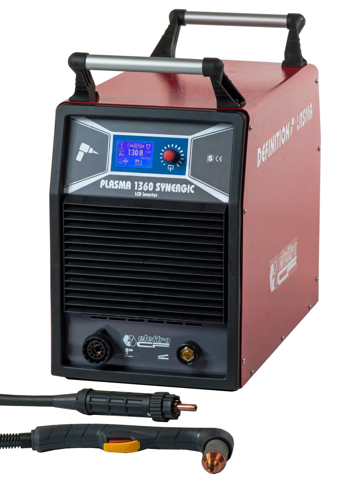 Аппарат плазменной резки ELETTRO CF 1360 SYN LCD