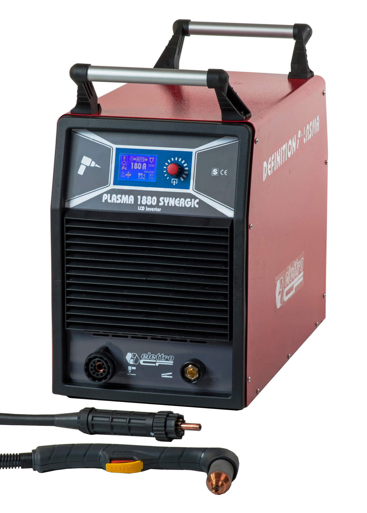 Аппарат плазменной резки ELETTRO CF 1880 SYN LCD