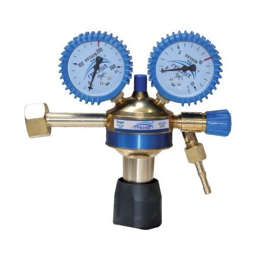Газовый редуктор MOST Blue кислородный