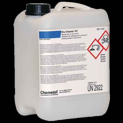 Средство для травления алюминия ALU-CLEANER MOST