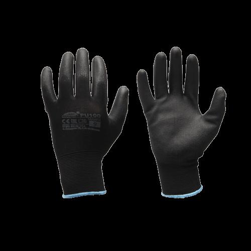 Рабочие перчатки с полиуретановым покрытием MOST PU100