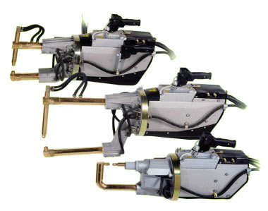 Подвесные клещи для точечной сварки TECNA 3321-3328