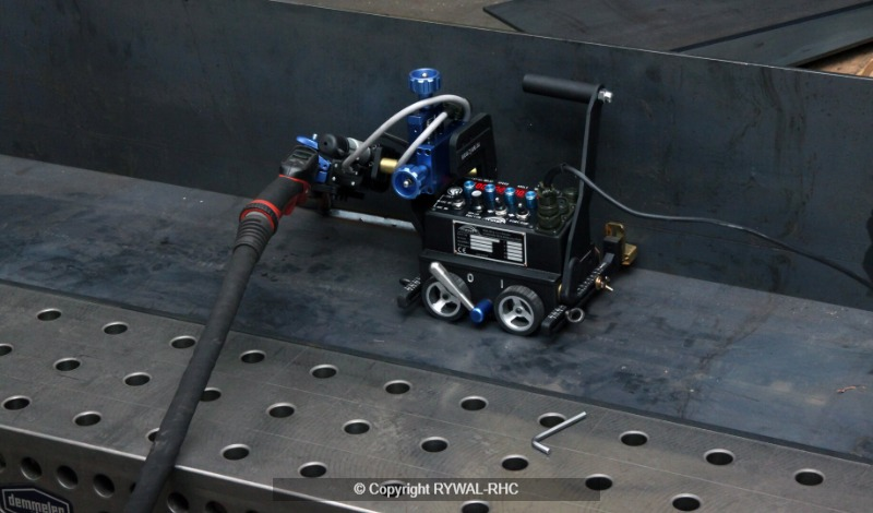 Сварочная каретка трактор MOST COBRA